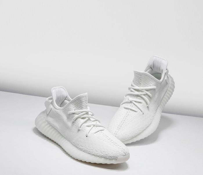 fda13fc37146a Price of Womens Adidas Yeezy Boost 350 V2 Triple White   Cream shoes online