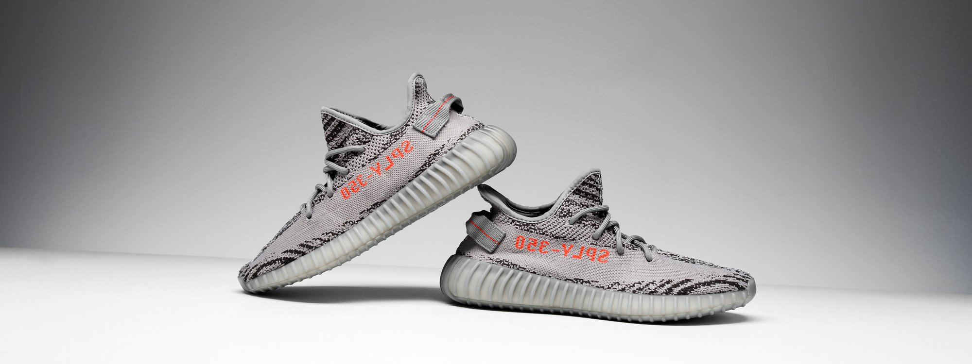 Price of Womens Adidas Yeezy Boost 350 V2 Beluga 2.0 sneakers