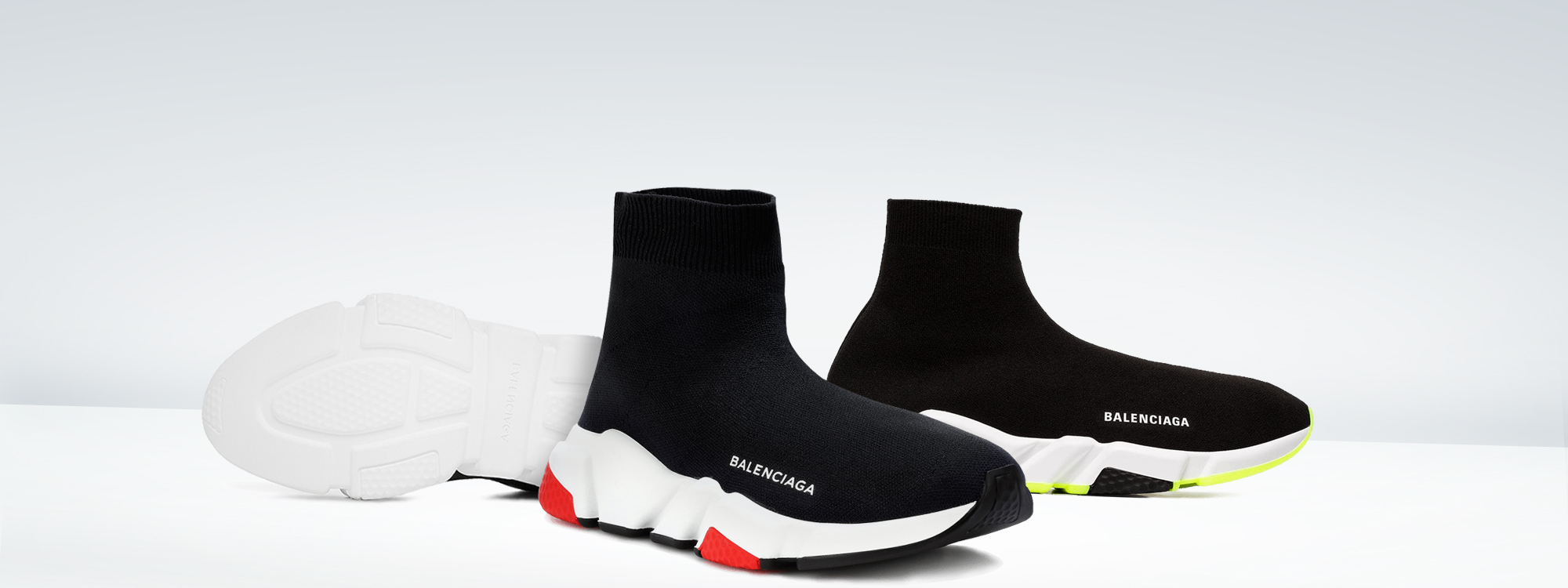 Perfect  Balenciaga  Speed  Trainers for sale