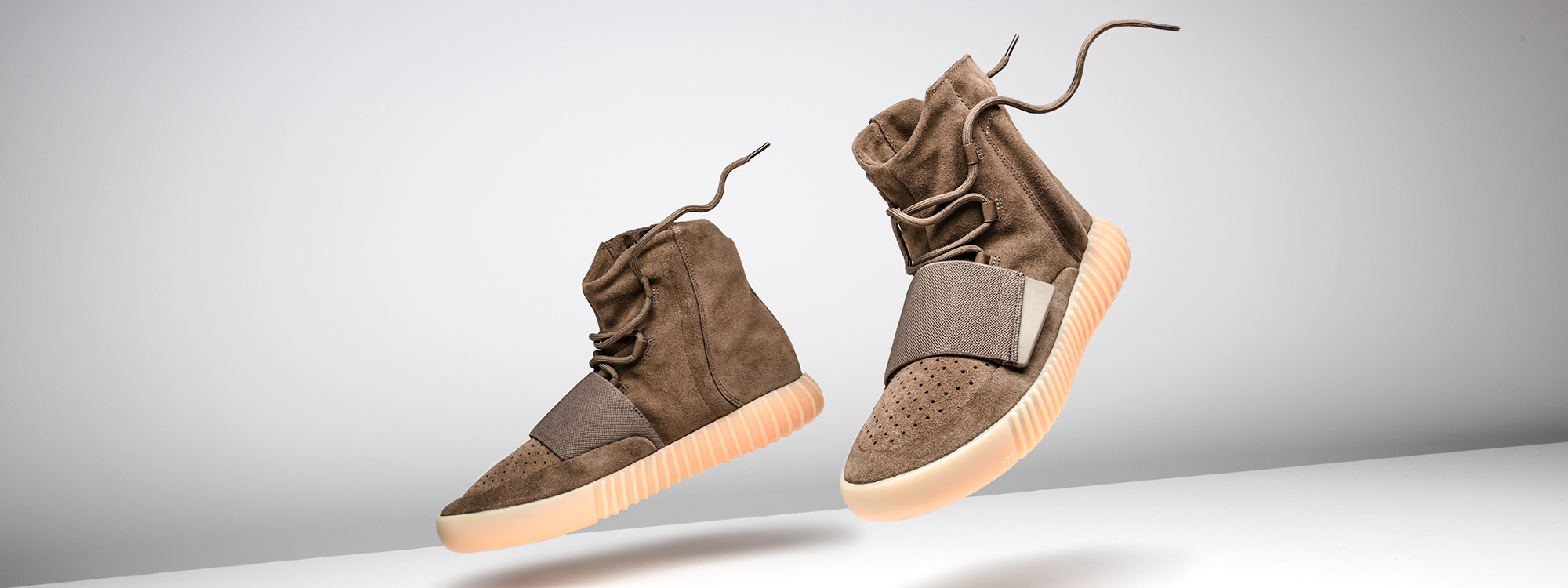 Perfect Adidas Yeezy Boost 750 Light Brown / Chocolate Free Shipping via DHL cheap