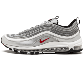 Perfect Nike AIR MAX 97 Silver Bullet OG QS Free Shipping via DHL for sale