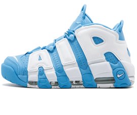Perfect Nike UPTEMPO University Blue Free Shipping via DHL for sale