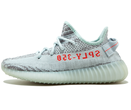 Perfect Adidas Yeezy Boost 350 V2 Blue Tint Free Shipping via DHL for sale