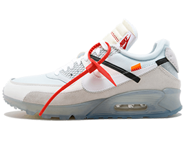 Perfect Nike Off-White Air Max 90 / OW Free Shipping via DHL for sale