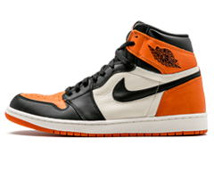 Shattered Backboard
