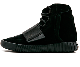 Perfect Adidas Yeezy Boost 750 Triple Black Free Shipping via DHL for sale
