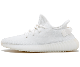 Perfect Adidas Yeezy Boost 350 V2 Triple White / Cream Free Shipping via DHL for sale