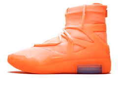 Air Fear of God 1 Orange Pulse