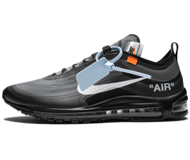 For sale Womens Nike Off-White Air Max 97 / OW Black