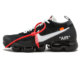 Perfect Nike Off-White Air Vapormax Black / OW Free Shipping via DHL for sale