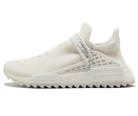 Perfect Human Race Adidas HU Cream White / PW Free Shipping via DHL for sale