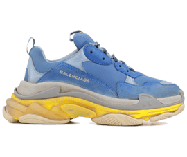 Perfect Balenciaga Triple S Trainers Resille Doubl Free Shipping via DHL for sale