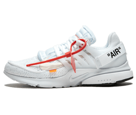 Perfect Nike Off-White Air Presto White / OW Free Shipping via DHL for sale