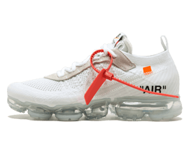 Perfect Nike Off-White Air Vapormax White / OW Free Shipping via DHL for sale
