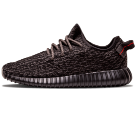 Perfect Adidas Yeezy Boost 350 Pirate Black Free Shipping via DHL for sale