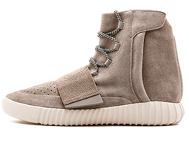 Perfect Adidas Yeezy Boost 750 Gray / White Free Shipping via DHL for sale