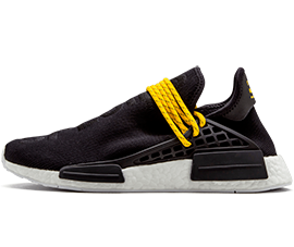 Perfect Human Race Adidas HU Black / PW Free Shipping via DHL for sale
