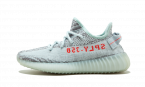 How to get Womens Adidas Yeezy Boost 350 V2 Blue Tint shoes