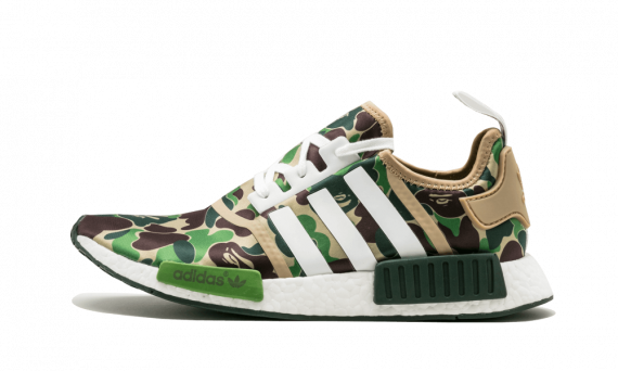 Your size BAPE Sneakers Olive Camo shoes online