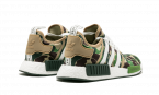 How to get Womens BAPE Sneakers Olive Camo sneakers online