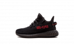 Order Womens Adidas Yeezy Boost 350 INFANT Core Black Red / BRed shoes online