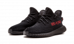 For sale Womens Adidas Yeezy Boost 350 INFANT Core Black Red / BRed online