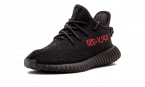 Buy Your size Adidas Yeezy Boost 350 INFANT Core Black Red / BRed sneakers online