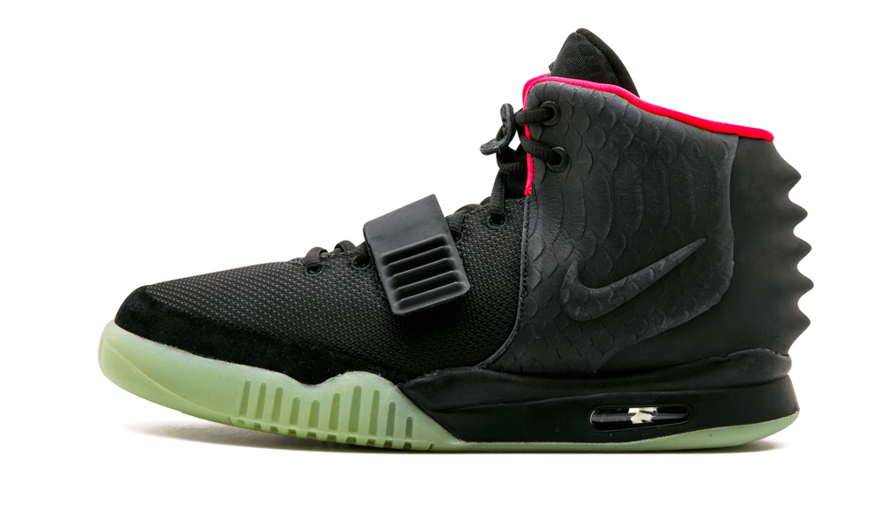 $225 Perfect Nike Air Yeezy NRG Black Free Shipping Worldwide for sale