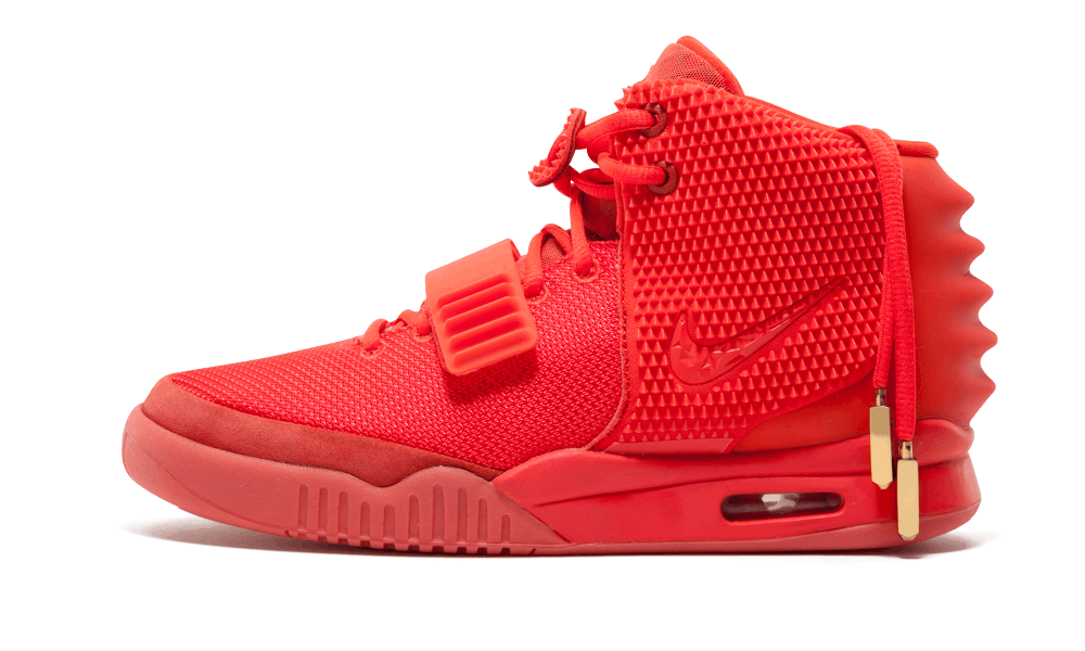 $225 Perfect Nike Air Yeezy PS Red October Free Shipping via DHL cheap