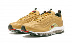 For sale The best Nike AIR MAX 97 Metallic Gold 2017 OG QS shoes