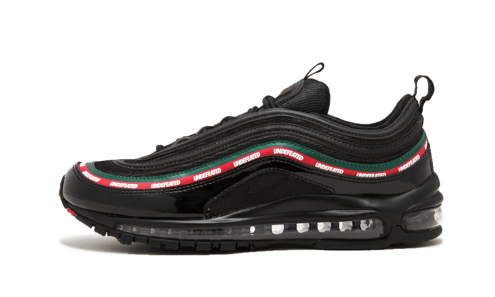 $175 Perfect Nike AIR MAX 97 Undefeated OG/UNDFTD Free Shipping via DHL snkrs