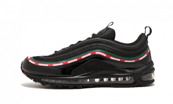 air max 97 og black undefeated