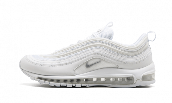 the latest 692a3 f5044 $175 Perfect Nike AIR MAX 97 Triple White Free Shipping via DHL store
