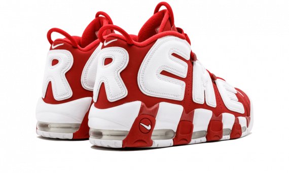 For sale Your size Nike UPTEMPO Supreme Varsity Red