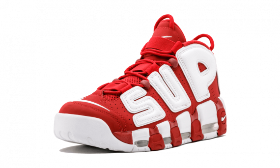 For sale Nike UPTEMPO Supreme Varsity Red online