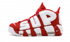 For sale Cheap Nike UPTEMPO Supreme Varsity Red shoes