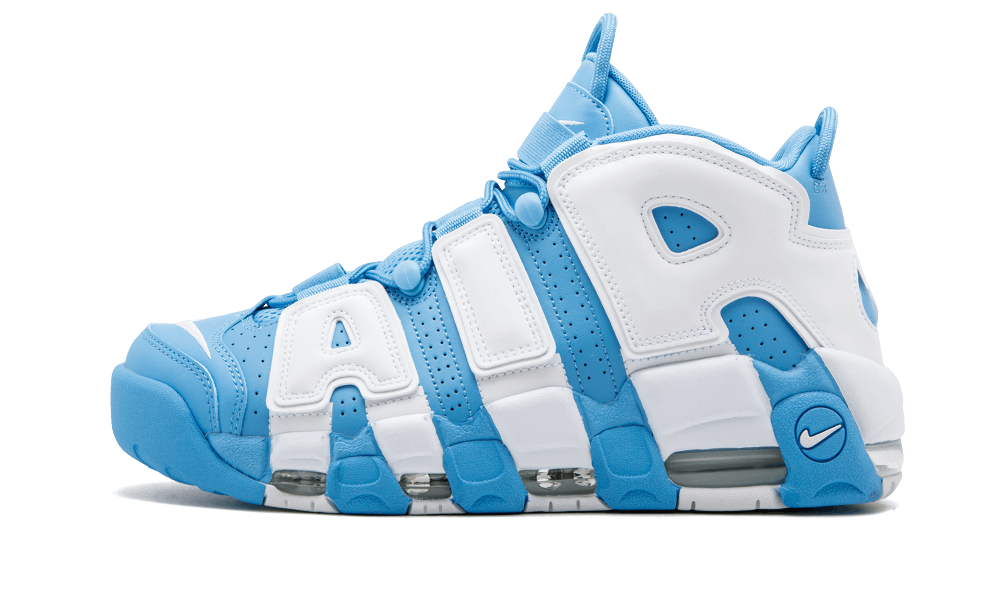 $185 Perfect Nike UPTEMPO University Blue Free Shipping Worldwide shoes