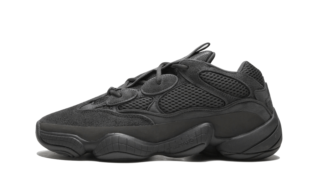 How to get Womens Adidas Yeezy Boost 500 Utility Black sneakers online