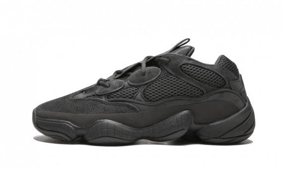 fb62c6bb787  195 Perfect Adidas Yeezy Boost 500 Utility Black Free Shipping ...
