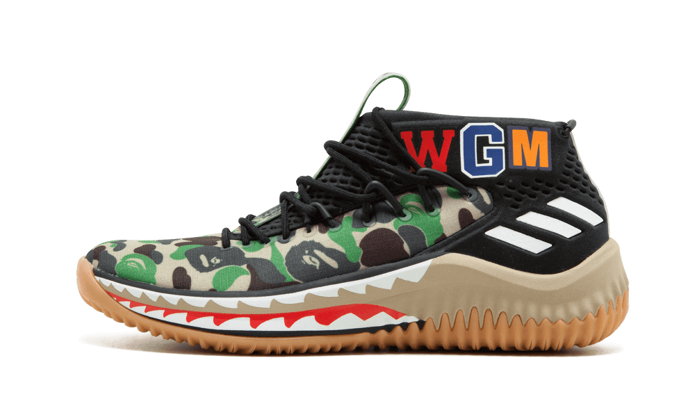 How to get Your size BAPE Sneakers Green Camo online