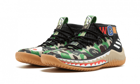 Buy The best BAPE Sneakers Green Camo sneakers online