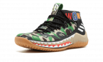 Price of Your size BAPE Sneakers Green Camo shoes online