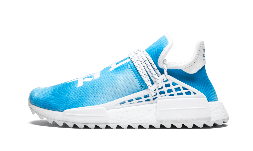 $195 Perfect Human Race Adidas HU Holi Blue / PW Free Shipping Worldwide for sale