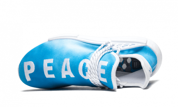 Order New Human Race Adidas HU Holi Blue / PW sneakers