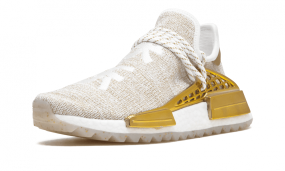 How to get Cheap Human Race Adidas HU Holi Gold Happy / PW online