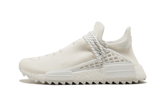 Perfect Human Race Adidas HU Cream White / PW Free Shipping Worldwide new