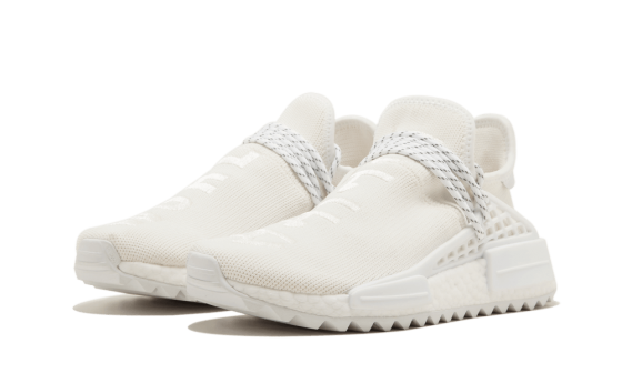 Perfect Human Race Adidas HU Cream White / PW Free Shipping Worldwide shoes