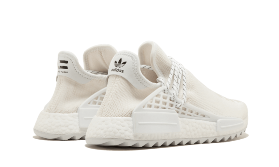 Perfect Human Race Adidas HU Cream White / PW Free Shipping Worldwide sneakers