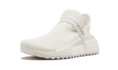 Adidas x Pharrell Williams NMD Human Race Cream White