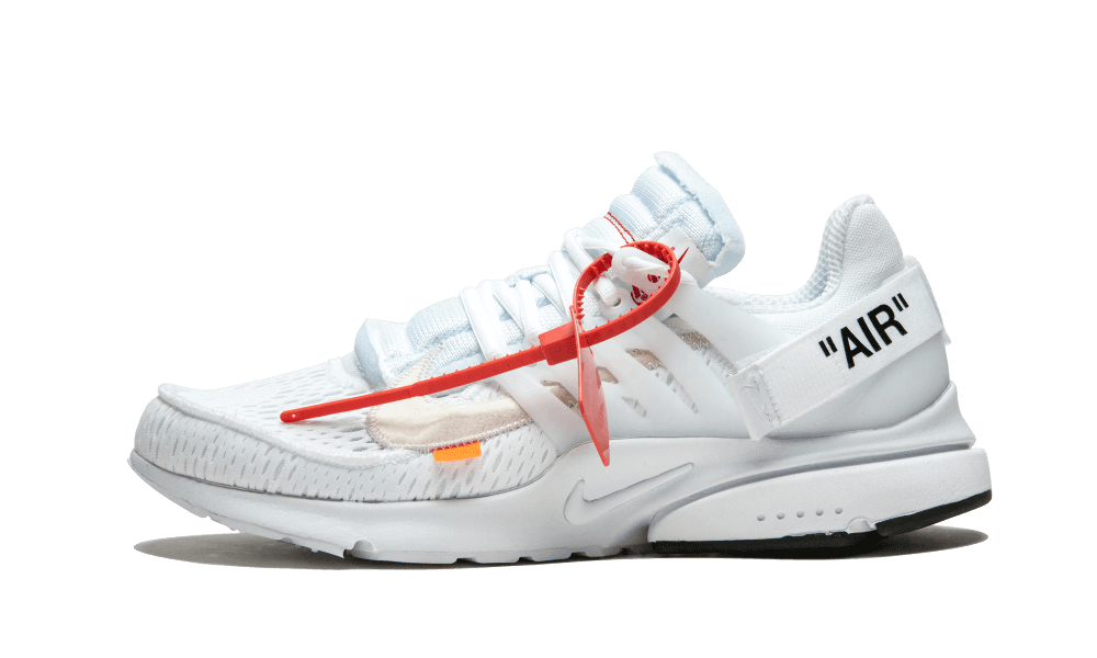 $195 Perfect Nike Off-White Air Presto White / OW Free Shipping via DHL for sale